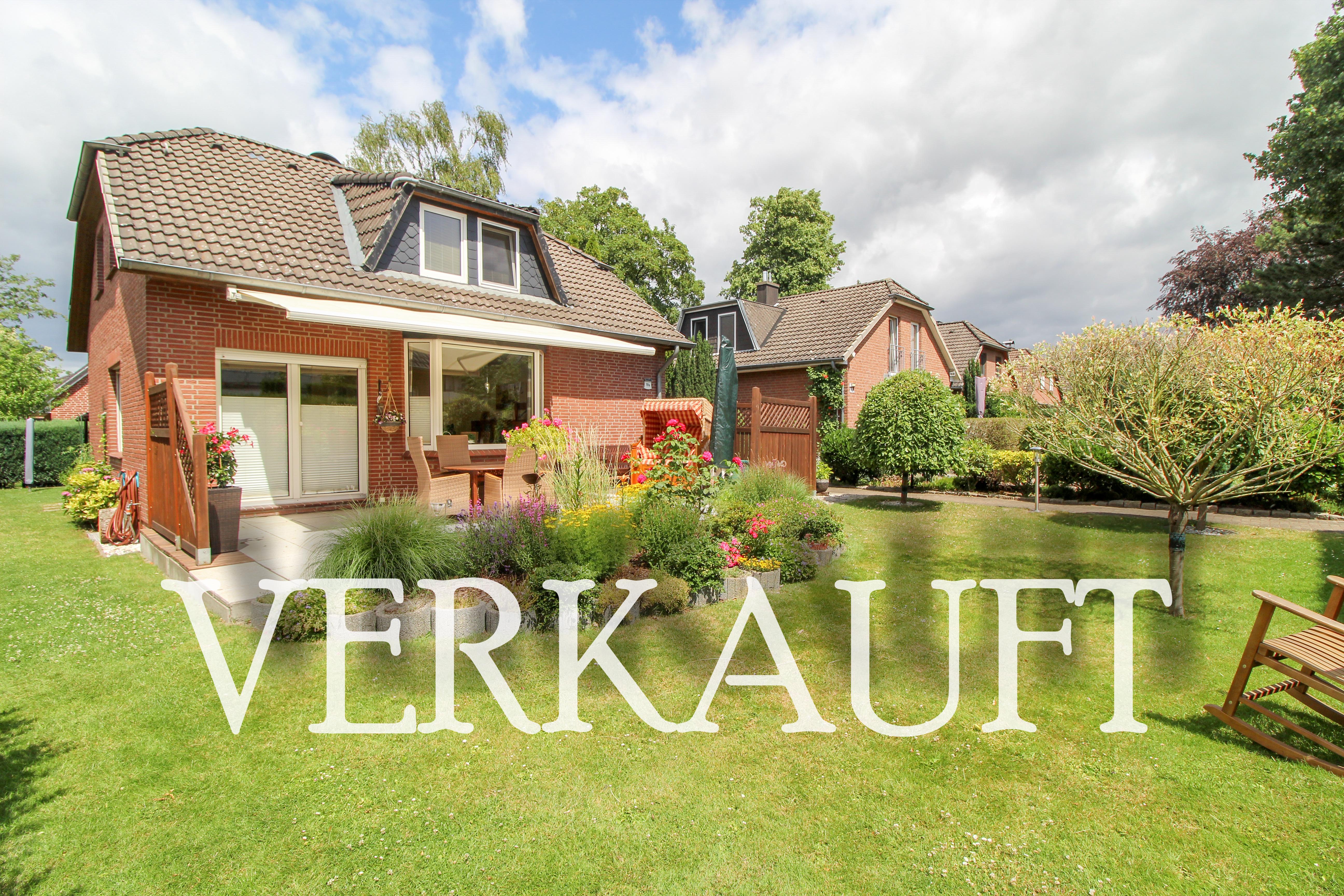 Sehr gepflegtes Einfamilienhaus in Hamburg-Meiendorf
