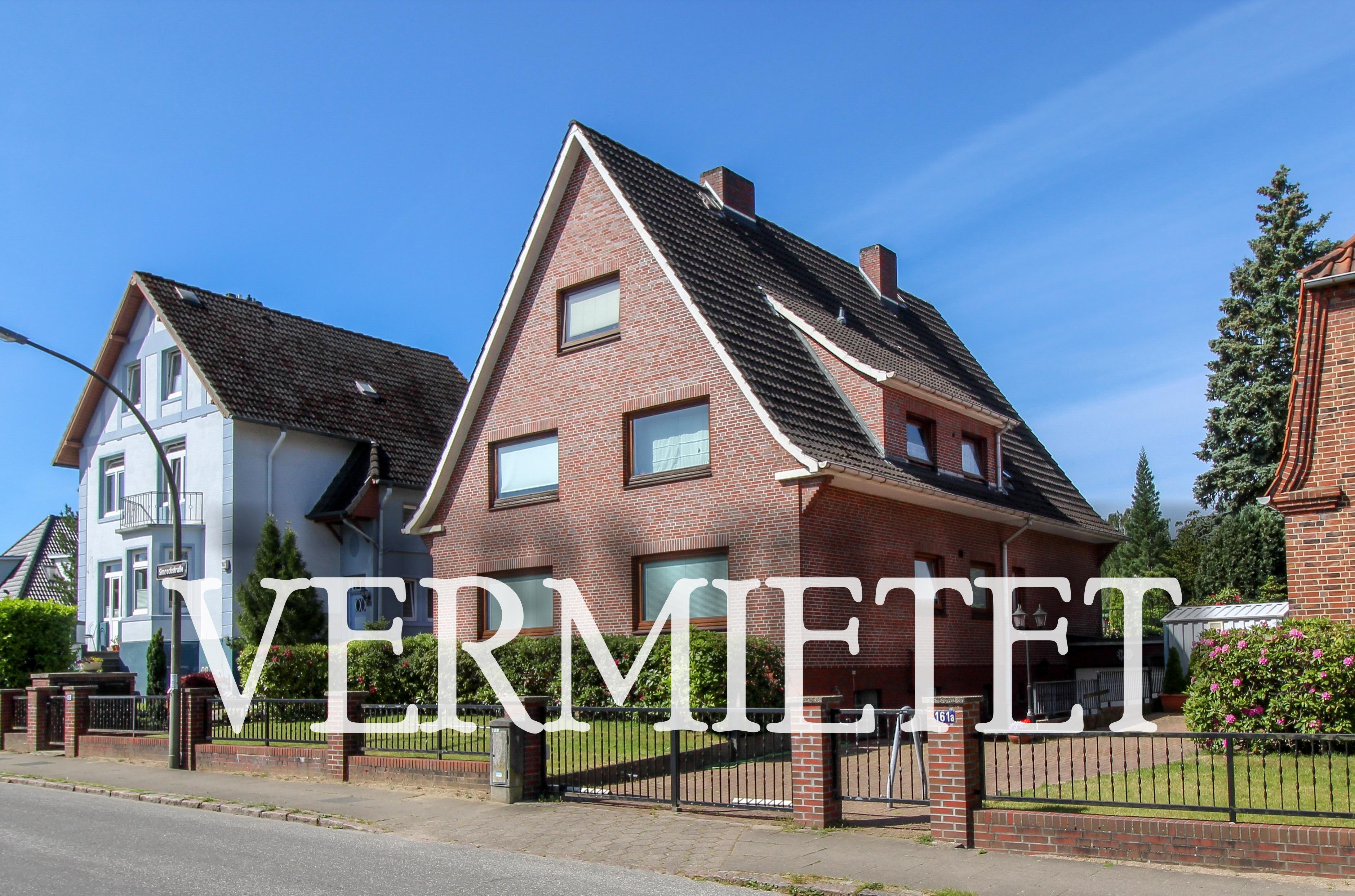 VERMIETET – 4 Zimmer-Wohnung in Hamburg-Iserbrook